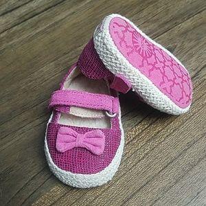 UGG Australia are the crocus Estee baby pumps for